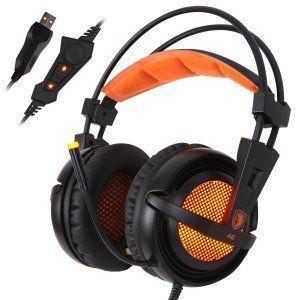 auriculares-negro-naranja-usb