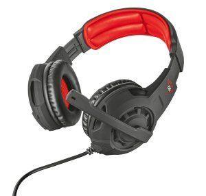 auriculares-negro-rojo