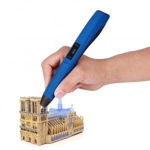3D Pluma Inteligente LESHP