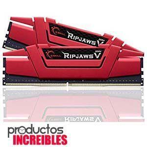 Memoria-RAM-gaming-G.Skill-RipjawsV-Series-F4-2400C15D-16GVR-16GB