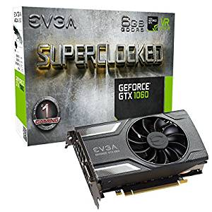 GraficaEVGA GeForce GTX 1060 SC 6 GB GDDR5