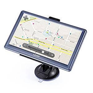 NAVEGADOR GPS PARA COCHES LESHP; FOOTPRINTSE