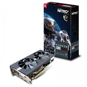 Grafica-Sapphire Nitro+ Radeon RX 570