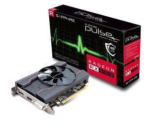 Grafica-Sapphire Radeon RX 550 4GB GDDR5