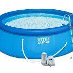 piscina hinchable intex easy set grande