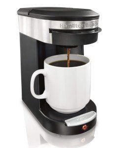 Hamilton Beach Personal Cup - Cafetera de goteo