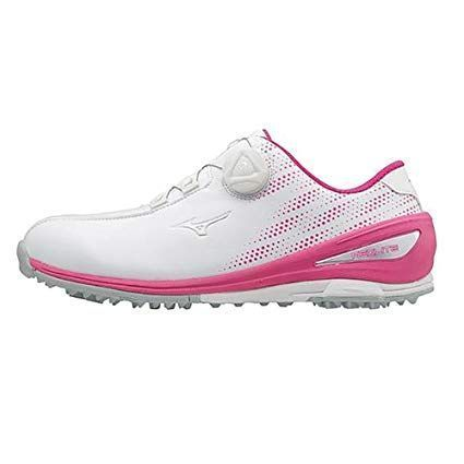 sale retailer ac219 ce3b2 zapatillas-golf-mujer-mizuno