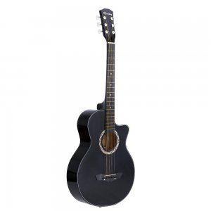 guitarra-negra-brillante