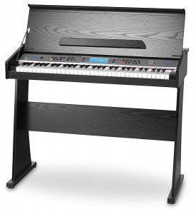 piano-digital-pequeño-plata-soporte
