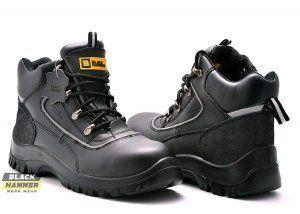 Botas de seguridad Black Hammer 7752