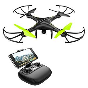 Drone Potensic U42WH Telecámara HD y WiFi