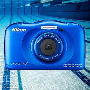 cámara-acuática-nikon