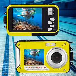 cámara-acuática-snorkel