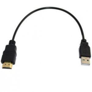 Swuk–Adaptador HDMI–USB-negro
