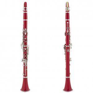 Clarinete-QWEYA-rojo