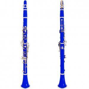 Clarinete-QWEYA-azul