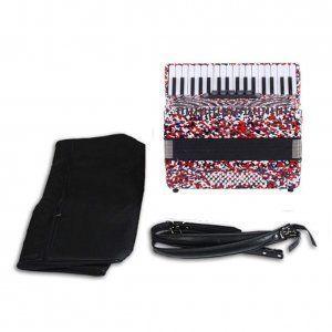 Acordeón-QING.MUSIC-Keyboard-instrument-color
