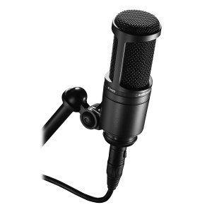 Micrófono-Condensador-Audio-Technica
