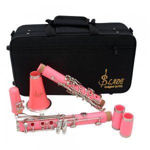 Clarinete-slade-rosa