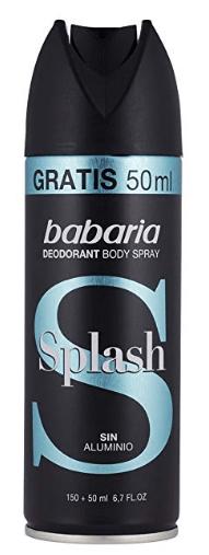 Babaria Desodorante para hombre
