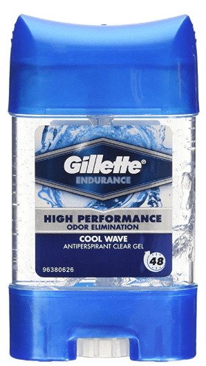 GILLETTE Cool Wave Gel 70 ml
