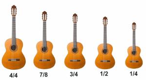 guitarra-clasica-tamaño-ejemplo