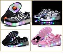 Las 10 mejores zapatillas de luz led de 2019 | Guía de compras y opiniones